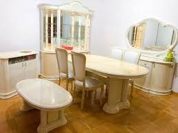 italienische barock hochglanz wohnzimmermöbel vitrine esszimmer