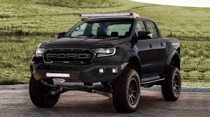 99 Ford Truck Lifted Hennessey Performance Offers VelociRaptor Upgrades For Ranger