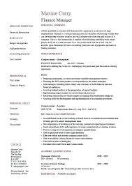 Cash Manager Job Description Finance Resume Example Sample Templates Auditing