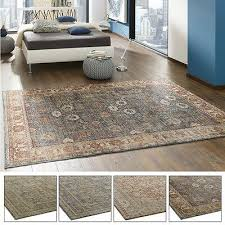 kibek moderner vintage teppich bonheur designerteppich versch größen ebay