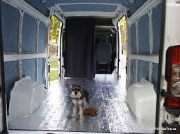 Ram ProMaster RV Camper Van Conversion