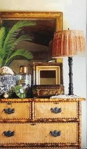Faux Bamboo Love This Chest And Accessories In British West Indies Style