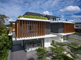 Rhythmic Timber Louvres Line Namly View House In Singapore ... July 2016 Kerala Home Design And Floor Plans Two Storey Home Designs Perth Express Living Adorable House And India Plus Indian Homes Architecture Night Front View Of Contemporary Design Ideas The John W Olver Building At Umass Amherst Bristol Porter Davis Outside Youtube 100 Unique Exterior Amazoncom Designer Suite 2017 Mac Software 25 Three Bedroom Houseapartment Floor Plans Arrcc Interior Studio