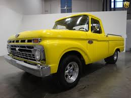 This Yellow Pro Street 1966 Ford F-100 Is The Opposite Of Subtle ... The Top 10 Most Expensive Pickup Trucks In The World Drive Ford Truck Gallery Claycomo Plant Has Produced 300 Limedition F150 Xlt Torque Titans Most Powerful Pickups Ever Made Driving News Download Wallpaper Pinterest Trucks Intertional Cxt 7300 Dt466 Worlds Largest Youtube Fseries A Brief History Autonxt Tkr Motsports 6 Million Dollar 1932 Rat Rod Mp Classics Pickup Works Like A Rides Car Travel Today Marks 100th Birthday Of Truck Autoweek