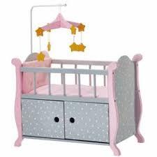 Badger Basket Doll Bed by Badger Basket Doll Crib With Storage Dresser And Trundle Drawer