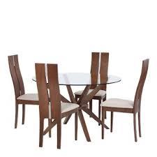 essgruppe robinson mit 4 stühlen