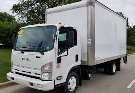 2011 ISUZU NPR HD 16' Box Truck - $15,999.00 | PicClick