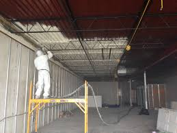 Insulating Cathedral Ceilings With Spray Foam by Corrugated Metal Gallery The Spray Foam Company Of Pittsburgh