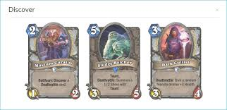 Hearthstone Deck Builder Tool by New Feature Playtest Your Deck Hearthstone Top Decks
