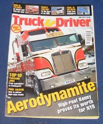 TRUCK & DRIVER MAY 2012 - AERODYNAMITE   EBay Essay Help From Expert Writers Editors Truck Driver Schools Set Multiline Archives Lubecore Magazine Editor Resume Sample New Unique Truck Driver Local Driving Jobs In Jacksonville Fl Lovely Pany Carl And Bread By Winston Conway Link Black White Front Cover April 2012 Transport General Fleet Watch Page 28 Must See Fmcsa Grants Waiver To Help Hurricanisplaced Puerto Ricans Obtain February 2015 Ian Fleury Protrucker Canadas Home California Trucking Association Selfdriving Heads Out Across America An Annotated On Twitter Dont Forget Drivers March