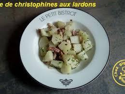 cuisiner les christophines recettes de christophine