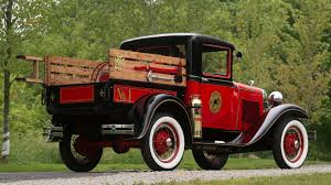 100 1930s Trucks 1930 Ford Model A Fire Truck S17 Monterey 2016