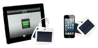 Solar Charger for iPhone iPad