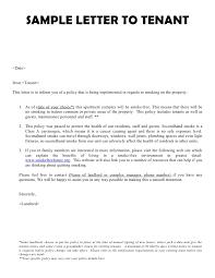 sample rental letter Resumessanklinfire