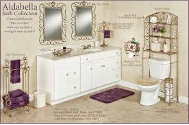 Exclusive Aldabella Bath Collection