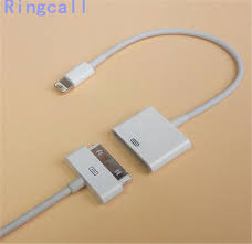 Aliexpress Buy 30 pin to lightning Adapter Cable For iPhone