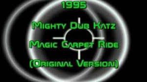 Magic Carpet Ride Tabs by Magic Carpet Chords