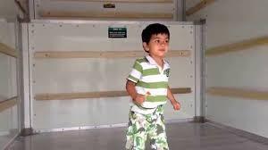 100 Budget Truck Rental Las Vegas Abhi Dancing In 15Ft Moving Truck YouTube
