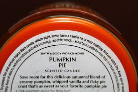 Bath And Body Works Pumpkin Apple Candle by Bath U0026 Body Works Fall Test Candles Pictures Life Writings