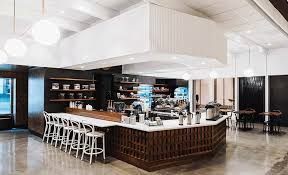 Perfect Blend Hospitality Design cafe