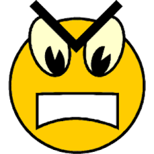 Yellow Ball Angry clipart cliparts of Yellow Ball Angry free