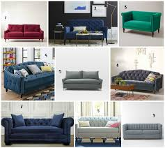 World Market Khaki Luxe Sofa by The Twins Author At The Twins Next Door
