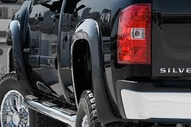 Bushwacker® - Chevy Silverado 2011 Extend-A-Fender™ Matte Black ... Bushwacker Chevy Silverado 2004 Pocket Style Matte Black Fender For 9907 Silveradogmc Sierra Pickup 4pc Set Pockriveted Lund Rxrivet Flares 1415 1500 Rough Country Wrivets For 62018 Chevrolet Boltriveted 42018 Green With Dna Motoring 9906 Gmc Factory 4095602 Flare Oestyle Set Intertional Bushwacker Products F Rivet 59 Bed Length