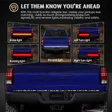 Amazon.com: Partsam 60 Inch 2-Row LED Truck Tailgate Light Bar Strip ... Obd Genie Cdrl Daytime Running Lights Programmer For Chrysler Dodge Spyder Free Shipping I Want To Put Running Lights On My Truck Help Cummins Tail Led Light Bar Spec D Motorcycle Pair Dualcolor Cob Led Car Daytime Fog Lamp Ford 201518 Board Premium F150ledscom 5 Smoke Roof Cab Marker Coverxenon White T10 Led Ford F150 Questions 2013 Electrical Cargurus Csnl 1 Set For Toyota Hilux Revo Rocco 2018 Drl Tundra Daytime Running Lights System Tundra Forum