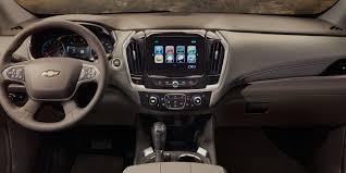 2018 Chevrolet Traverse Redesign