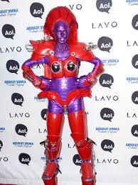 Heidi Klum Halloween 2014 by Best Celebrity Halloween Costumes