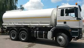 100 Water Truck Tanks German Supplier For