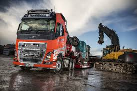 FH16 Is First Heavy Haulage Volvo For Northbank Demolition Company ...