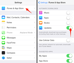 How to Turn off Automatic App Updates on Your iPhone