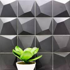 up optic antracita 6x6 ceramic wall tile tilebar