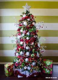 Michaels Christmas Trees Pre Lit by Christmas Tree Decorating Ideas Michaels Makers