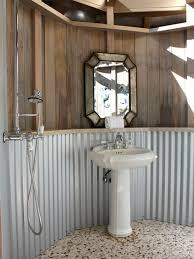 Miller Bathroom Renovations Canberra by Vintage Rustic Tin Bathroom Houzz