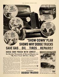 100 1934 Dodge Truck Ad S Commercial Panel Chrysler Motors ORIGINAL