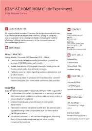 Stay At Home Mom (Little Experience) Resume Example Template | RG ... Mother Returning To Work Rumes Mapalmexco Best Photos Of Wkforce Resume Returning Mom Return 13 Sample Stay At Home Work Samples For Moms Examples Mpaofyourrhcardsandbooksmecovletternew Cover Lettermom To Printable Format How Write An Essay In Linguistics And English Unique 25 Letter For At Inspirational Functional 207393 Homemaker Mums Awesome With No