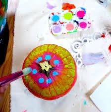 Foam Pumpkins Bulk by Unique Pumpkin Painting Ideas U0026 How To Paint A Pumpkin Kit Kraft