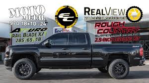 RealView - Leveled 2017 Chevy Silverado 1500 W/ 18x10 Moto Metal 970 ... Fuel Offroad Wheels Moto Metal Offroad Application Wheels For Lifted Truck Jeep Suv Home American Truxx T15 Off Road Rims By Tuff 1995 Ford F150 Mo962 Gloss Black Milled American Force 2017 Nissan Titan Mazzi Hulk Rough Country Leveling Kit Arsenal Truck Rhino Quality Or Crap Aftermarket Archive Powerstrokearmy Weld Leader In Racing And Maximum Performance