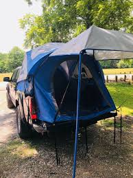 100 Napier Sportz Truck Tent 57 Series Off The Ground With The Outdoors