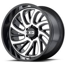 100 Xd Truck Wheels XD Series By KMC XD826 Surge Down South Custom