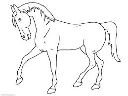Horseland Coloring Pages Chili Horse For Kids Free Printable Scarlet Of Horseshoes Medium Size
