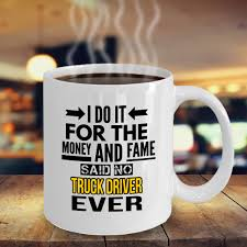 100 Gift Ideas For Truck Drivers Driver Mug Funny Driver Mug Coffee Mug For Etsy