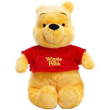 Disney Baby Winnie The Pooh by Disney Winnie The Pooh Giant Pooh Soft Toy 35 00 Hamleys For