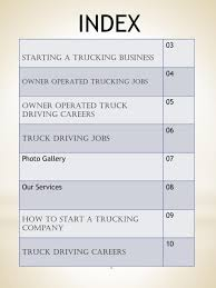 100 Starting A Trucking Company PPT Truck Franchise Opportunities PowerPoint Presentation