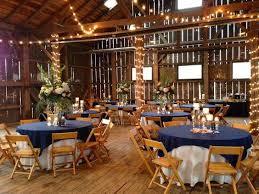 Navy Barn Wedding Reception Ideas