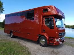 2009 DAF LF55-220 4/5 HORSE TRUCK | Trade Me