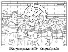 Find This Pin And More On Coloring Pages Ghostbusters