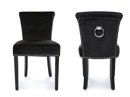 X 2 Hugo Velvet Dining Chair Pair With Ring Back Grey Black ... Luther Ding Chair Oyster 2box Coinental Seating Summer House White Slat Back Side Curran Quilted Products In 2019 Elk Home 1204024s2 At Lighting None Normandie Arm Ruccy And Capetown Sumatra Futura Stackable Round Ding Liberty Fniture 5pc Pedestal Set Est Ship Time Is 4 Weeks Lexington Bay Montauk Rectangular Table Of Chairs Oc17tbu Blue By Leisuremod Carousel Seating Selamat Designs Stretch Jacquard Damask Short Slipcover